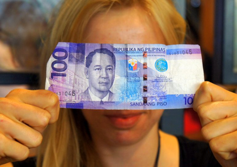 Philippino currency