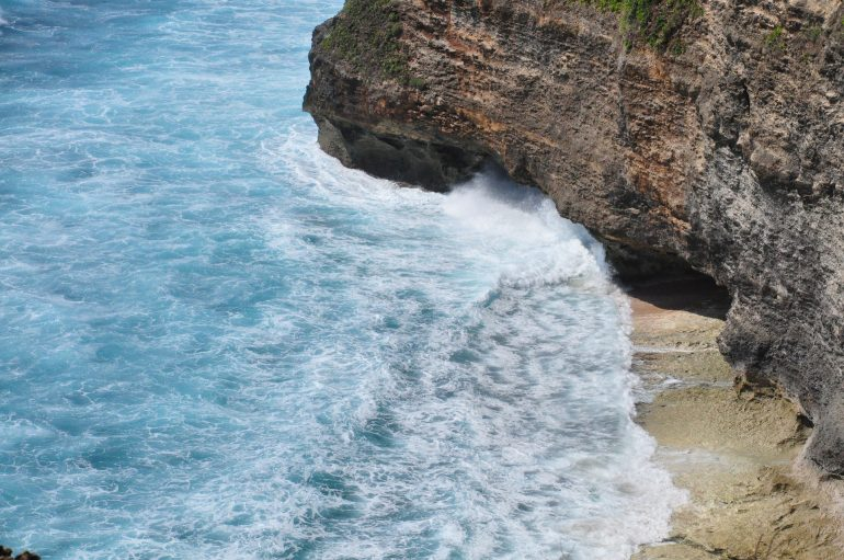 The sea Bali
