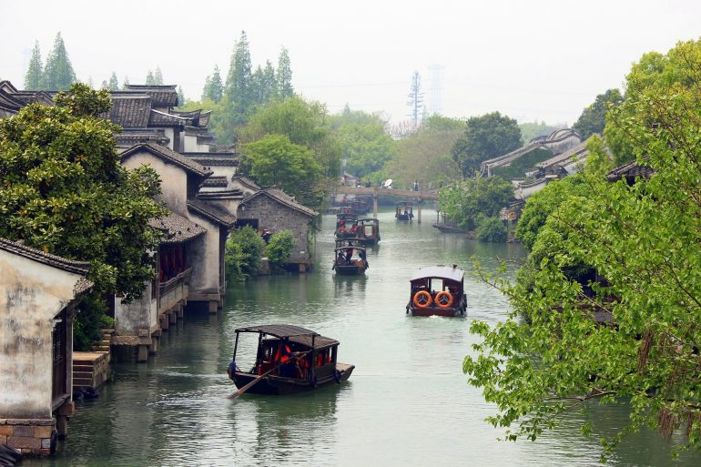 Chinese homes