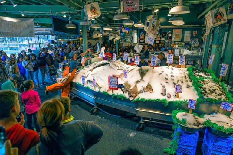 Pike Place USA