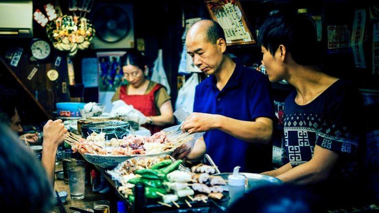 Yiwu in China